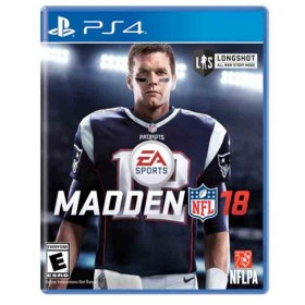 Videojuego PS4 Madden NFL 18