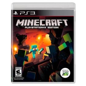 Videojuego  Minecraft  Edition PS3
