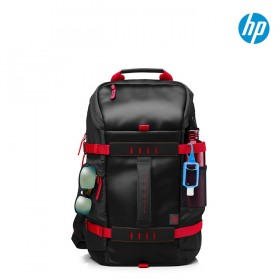 "Morral HP Gaming 15.6"" Negro/Rojo"