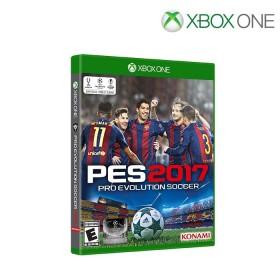 Videojuego XBOX ONE Pro Evolution 2017