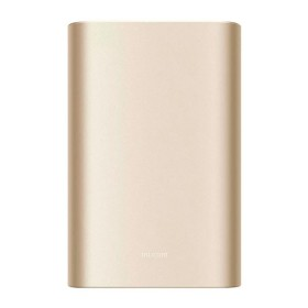 Batería Recargable XIAOMI 10000mAh Dorado