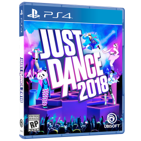 Videojuego PS4 Just Dance 2018