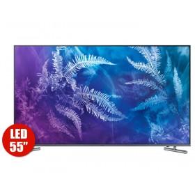 "TV 55""138cm SAMSUNG 55Q6 UHD Internet"