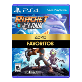 Videojuego PS4 Ratchet & Clank