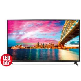 "Tv 55"" 139cm LG LED 55UJ635 UHD Internet"