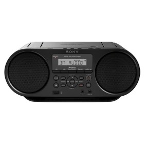 Boombox SONY con CD y Bluetooth ZS-RS60 con Bluetooth
