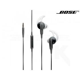 Audífonos BOSE SoundSport InEar iOS Charcoal Negro II