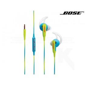 Audífonos BOSE SoundSport InEar iOS Neon Blue II