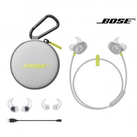 Audífonos In Ear Inalámbricos BOSE SoundSport Blanco