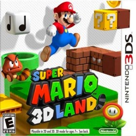 Videojuego NINTENDO 3DS Super Mario Land