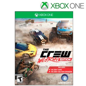 Videojuego  XBOX ONE The Crew Wild Run