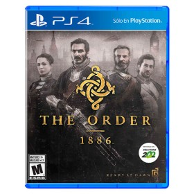 Videojuego PS4 The order:1886