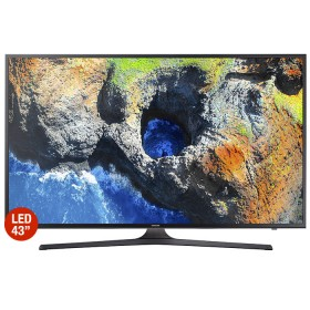 "TV 43"" 108cm SAMSUNG LED 43MU6100 UHD Internet"