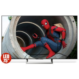 "TV 75"" 189cm LED SONY 75X857E 4K Internet"