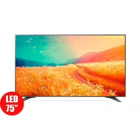 "Tv75"" 189cm LED LG 75UH655T Ultra HD Internet"
