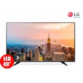 "Tv 49"" 123cm LED LG 49UH603 Ultra HD Internet"