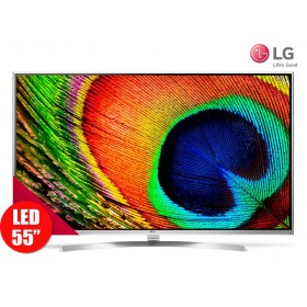 "Tv 55"" 139cm LED LG 55UH850T UltraHD Internet"