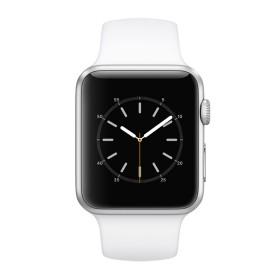 Apple Watch Sp S2 42M Silver/W