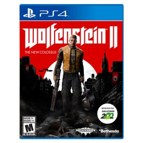 Videojuego Wolfenstein II The New Colossus