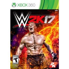 Videojuego XBOX 360 WWE 2K17