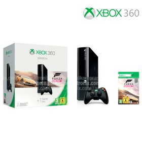 Bundle Consola XBOX 360 500 GB Forza Horizon 2