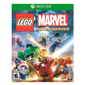 Videojuego XBOX ONE LEGO Marvel Super Heroes