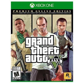 Videojuego XBOX ONE GTA V Premium Edition