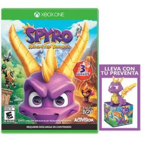 Videojuego XBOX ONE Spyro Reignited Trilogy