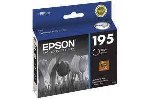 Cartucho EPSON T195120-AL Negro