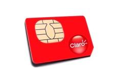 SIM CARD CLARO