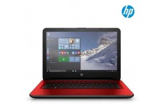 "Portátil HP AC135LA 14""  Core i3 Rojo"