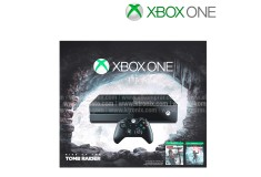 Consola XBOX ONE 1TB + 1 Control + 2 Videojuegos Tomb Raider