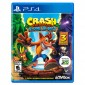 Videojuego PS4 Crash Bandicoot N-Sane Trilogy