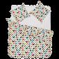 Juego de Cama Doble MOTTA´S Malibu Estampado 144 hilos