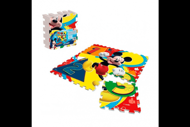 RONDA Tapete Magico Mickey Roadster Racers
