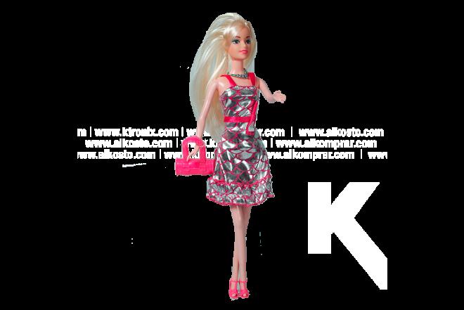Muñeca Koler Con Accesorios