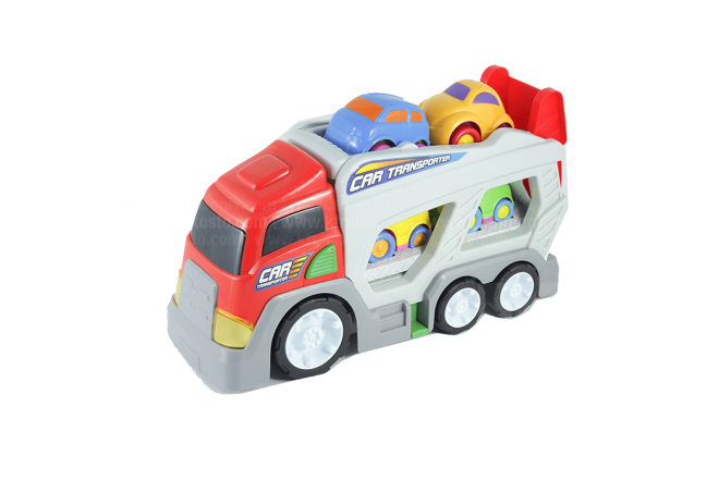 Juguete Camion Transportador