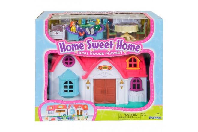 KEENWAY Casa de Muñecas  Home Sweet Home