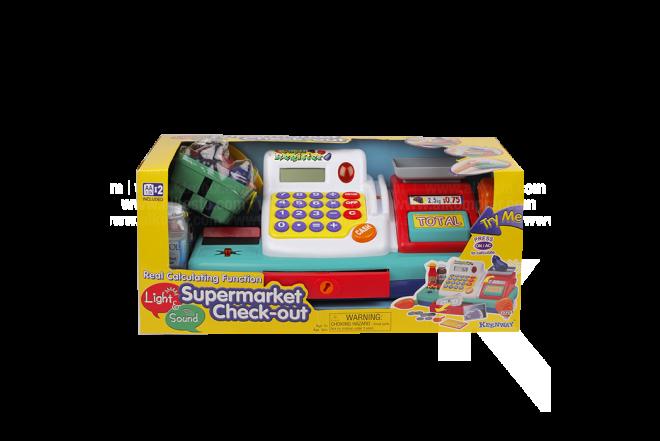Caja Registradora Supermarket Check Out (Juguetes)
