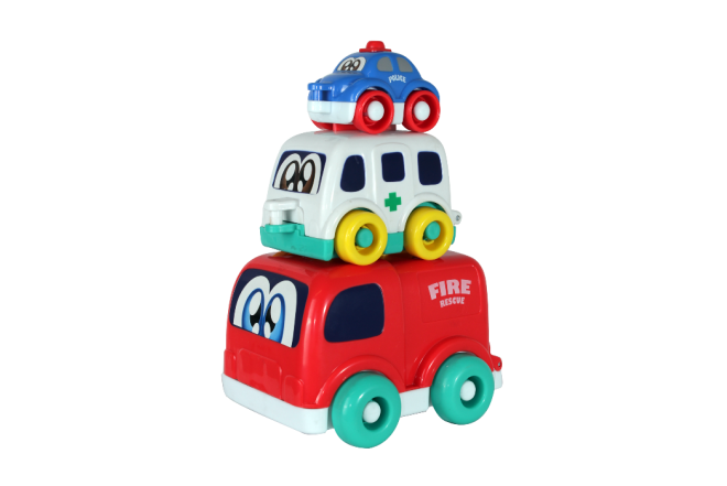 Juguete Set carros Play Learn Fun (Juguetes)