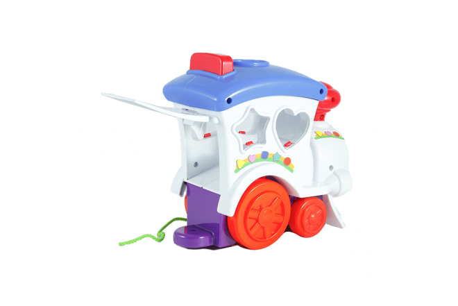 Juguete Tren Infantil Fun On Wheels