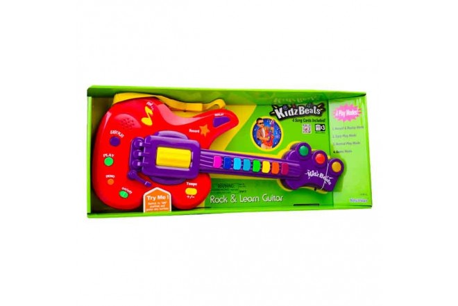 KEENWAY Kids Beats Guitarra aprende y rockea