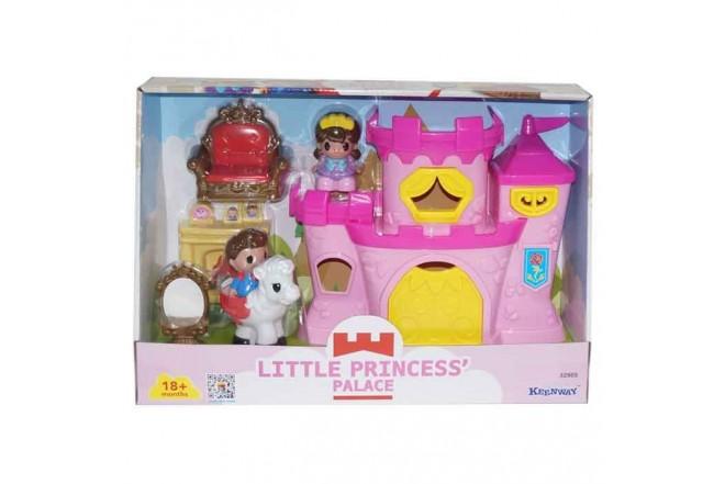 KEENWAY Castillo Little Princess'Palace