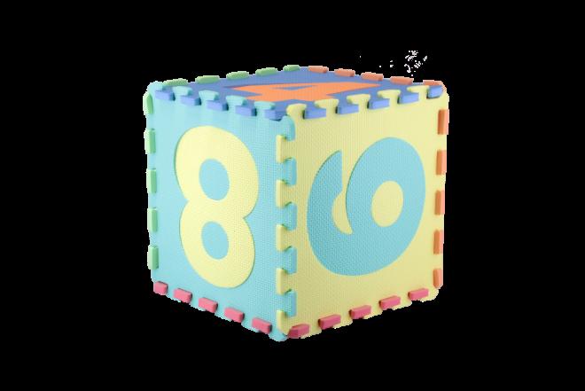 Números Esponja Puzzle Mat (Juguetes)