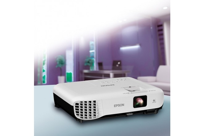 Videoproyector Epson PowerLite V250_7