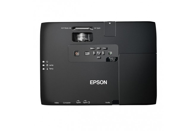 Videoproyector EPSON Powerlite 1751