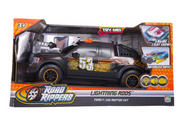 Turbo Revvers ROAD RIPPERS FORD F-150 RAPTOR SVT Con Luz Y Sonido