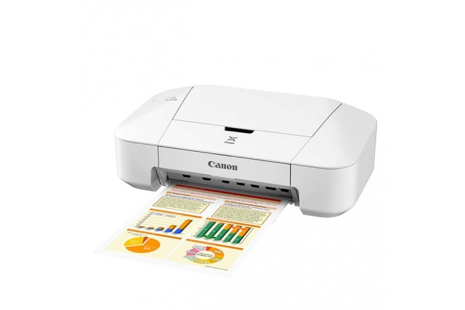 Impresora CANON IP2810 Blanco1