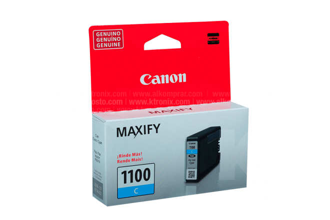 Tinta CANON PGI-1100 Cyan