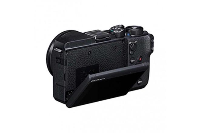 Cámara Fotográfica Profesional EOS M6MKII - 15-45 Negro7